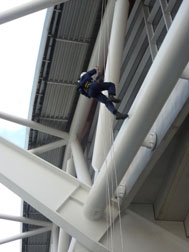 Rope Access Inspection Services